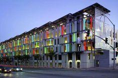Santa MonicaFirst LEED Certified Parking Garage » Yanko Design