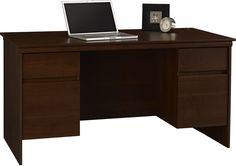 Ameriwood Excecutive Desk - Cherry