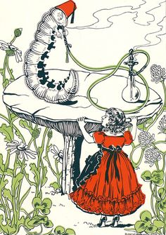 Fairymelody's collection: Alice Lewis Carroll 112