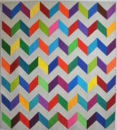 Diary of a Quilter - a quilt blog: Christa Quilts - and free quilt-alongs!..love the quilting on this one