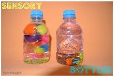 OT Activity of the Week: Sensory Bottles   - Pinned by @PediaStaff – Please Visit  ht.ly/63sNt for all our pediatric therapy pins