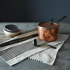 kitchen style- stripes from Food52/Provisions