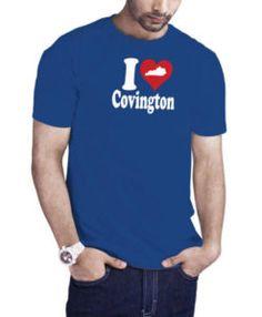 I LOVE CONINGTON BLUE
