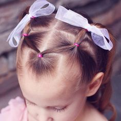 nice 45 Stunning Little Girls Hairstyles - Creative Styles for 2017