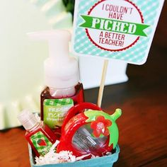 """""""I Couldn't Have Picked A Better…"""" Gift Tag - Tip Junkie"""