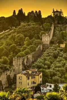location toscane tourisme, les champs d'italie