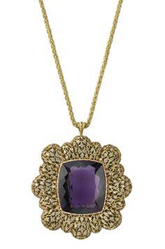 Buccellati necklace/brooch