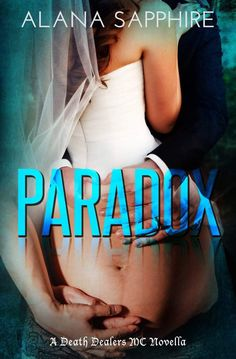 Title: Paradox (A Death Dealers MC Novella Book 5.5)  Release date: February 2 Cover designed by: Clarise Tan at CT Cover Creations  In contradiction and paradox you can find truth.  Denis Villeneuve  Jon and Ellen have a beautiful life. He won her heart when all she offered was her body. With a baby on the way they couldnt be happier. She wears his patch shares his home and he couldnt love her son more than he does. But Jon still wants more. He wants his ring on Ellens finger and he intends…