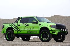 German Tuner Geiger Cars Launches 572-HP Ford F-150 SVT Raptor - Motor Trend WOT