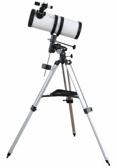 telescope to view the bright stars, seeing as there will be no light where I live.