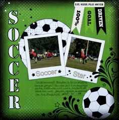 Layout: Soccer Star