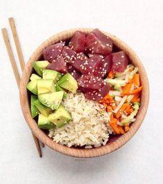 Vous connaissez les Buddha Bowls? C'est LA nouvelle tendance culinaire anglo-saxonne ! Les fans de «healthy food» en raffolent. A base de fruits ou...