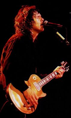 Gary Moore-is he the best blues soloist of all time? I think probs