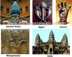 10 Remarkable Similarities Between Ancient Civilizations That Offer Proof Of Universal Prehistoric Knowledge- MessageToEagle.com