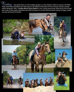 Carolina Marsh Horses