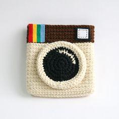 Meemanan Instagram Coin PursesOriginal Color by meemanan on Etsy, $18.00