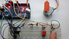 Stepper Motor Direction Control Using 2 Buttons with the Arduino ..... More: http://www.letsarduino.com/project-17-stepper-motor-direction-control-using-2-buttons-with-the-arduino/ #thearduinoshop