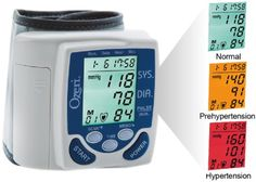 Ozeri BP2M CardioTech Premium Series Digital Blood Pressure Monitor with Hypertension Color Alert Technology Ozeri,http://www.amazon.com/dp/B005FTK7F4/ref=cm_sw_r_pi_dp_kui4sb00E4DBKAQA