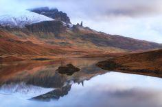 Pre-dawn Loch Fada by Ruud van Putten on 500px