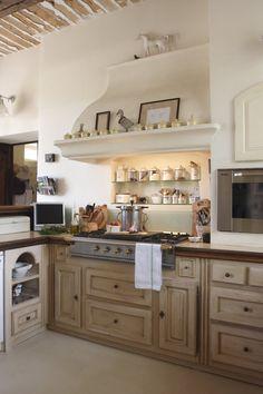 Lourmarin, South Luberon - Exceptional kitchen - Emile Garcin -
