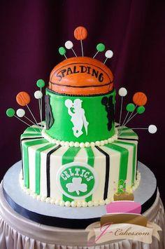 Baskeball Cake Designs