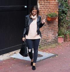 Black Mules for Fall