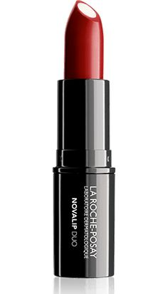 Der Lippenstift für empfindliche Lippen. Entdecken Sie Novalip DUO ohne Parabene von La Roche-Posay.