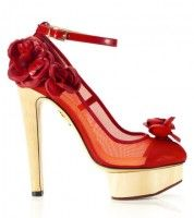 Charlotte Olympia - perfect for Vday