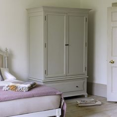 Fleur – French-style Hand Painted Wardrobe Fleur - Wardrobes | Loaf
