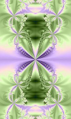 Fractal #wallartroad #fractures #swirls