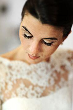 Matrimonio.it   #makeup #sposa #occhi by Fotografi e video a Chieri con Sergio Venturino Fotografo