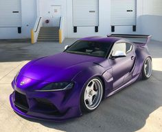Stradmans bagged 2020 supra sry if it's been posted here before : AwesomeCarMods New Toyota Supra, Toyota Cars, Toyota Celica, Toyota 86, Cool Sports Cars, Sport Cars, Vw Motorsport, Best Jdm Cars, Street Racing Cars
