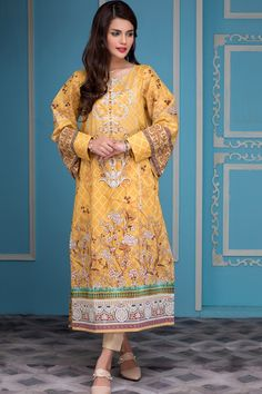 3451aa07a5c Zeen Spring Lawn Collection 2018