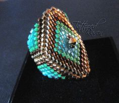 Thing Ring by tattooedraven on Etsy