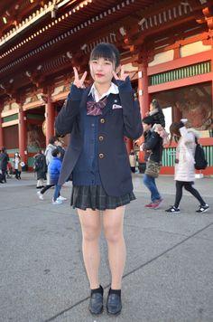 Japanese School Uniform Girl, School Uniform Fashion, School Girl Japan, School Girl Dress, School Uniform Girls, High School Girls, Japan Girl, Cute School Uniforms, Kids Uniforms