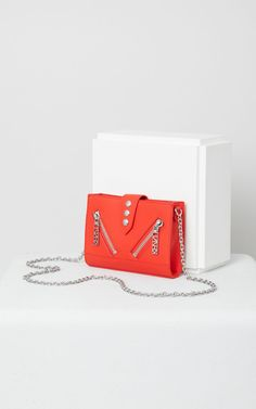 935f33f415 Kalifornia Wallet on chain Gommato Leather