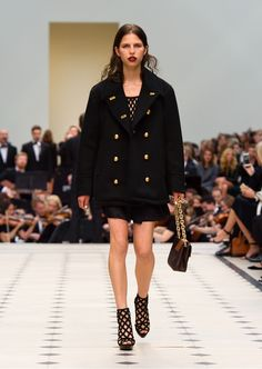 Burberry Prorsum Spring 2016 Collection