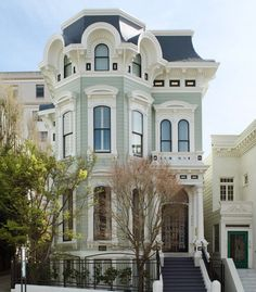 "Absolutely fabulous ""romantic period"" style home in San Fran."