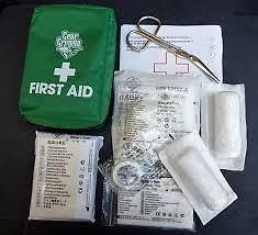 First Aid Kit - Gear Gremlin Motorcycle Accessories $12.99   (Click on image for item details or to purchase online)