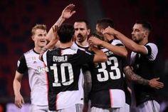 Ronaldo Dan Dybala Cemerlang Juventus Bekuk Bologna 2 0 Ronaldo Juventus Aktor