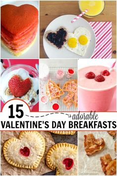 15 Adorable Valentine's Day Breakfast Ideas