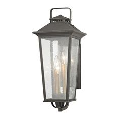 Shop Troy Lighting WL-2110 Parsons Field 3-Light Outdoor Sconce at The Mine. Browse our outdoor sconces, all with free shipping and best price guaranteed.