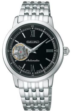 SEIKO watch PRESAGE Presage Mechanical selfwinding with manual winding sapphire glass 10 atm pair SRRY007 Womens Japan Import -- To view further for this item, visit the image link.