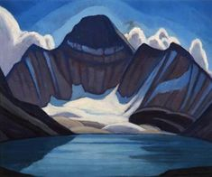 Where The Universe Sings: The Spiritual Journey of Lawren Harris Group Of Seven Art, Group Of Seven Paintings, Canadian Painters, Canadian Art, Winnipeg Art Gallery, Tom Thomson Paintings, Modern Artists, Illustrations And Posters, Art Inspo