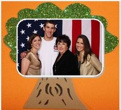 michael phelps family