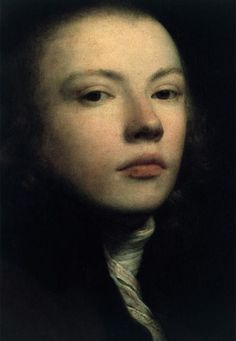 Pierre-Paul Prud'hon (Fr. 1758–1823)  Portrait of a young man (ca 1800)