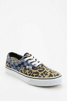 Vans Era Van Doren Mixed Print Sneaker