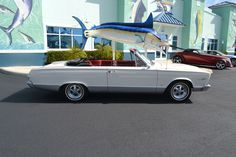 1966 Plymouth Valiant Signet convertible! Driver quality. 273 Commando V8 engine!