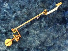 Vintage 1970 Conn Shooting Star Alto Sax - Side C Key Assembly -  Sax Parts!!! #Conn