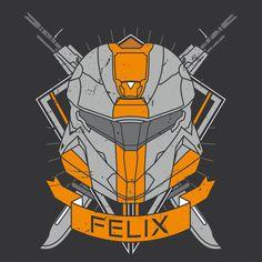 Felix t shirt desighn
